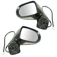 13-15 Lexus RX350, RX450H Man Folding, , Htd w/Memory, Turn Signal & Puddle Light PTM Mirror Pair
