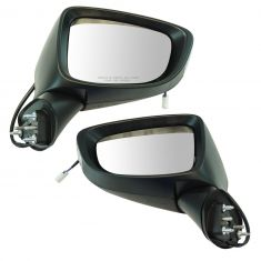 14-16 Mazda 6 Power w/Turn Signal PTM Mirror Pair