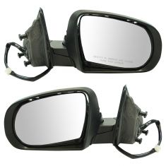 14-17 Jeep Cherokee Power PTM Mirror Pair
