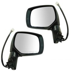 14-17 Subaru Forester Power, Heated w/Turn Signal PTM Mirror Pair