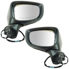 14-16 Mazda Mazda 3 Power PTM Mirror Pair