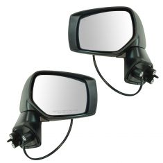 15-17 Subaru Legacy, Outback Power, Heated w/PTM Cap Mirror Pair