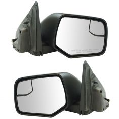 08-12 Escape; 08-11 Mariner Power, Heated w/Blind Spot Glass PTM Mirror Pair