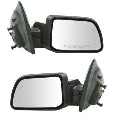 11(frm 2/8/11)-14 Edge Pwr, Htd (w/Memory, Puddle Light & Blind Spot Alert) w/PTM Cap Mirror Pair