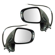 2007 Lexus ES350 Power, Heated w/Memory, Reverse Tilt & Puddle Light PTM Mirror Pair