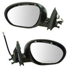 11 (from 7/11)-14 Nissan Juke Power, Heated PTM Mirror Pair