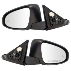 15 Toyota Camry Power Heated BSD Mirror PTM PAIR