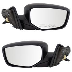 13-15 Honda Accord Coupe Power PTM Mirror PAIR