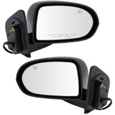 16-17 Jeep Compass Power Heated PTM Mirror PAIR