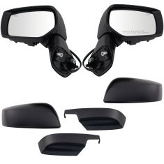 15 Subaru WRX Power Heated PTM Mirror PAIR