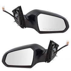 15-17 Hyundai Sonata Power Heated Signal PTM w/Spotter Glass  Mirror PAIR