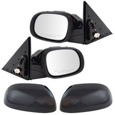 14 Kia Soul Power PTM Mirror PAIR