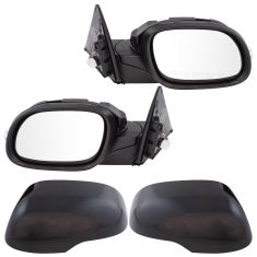 14-16 Kia Soul Power Signal PTM Mirror PAIR