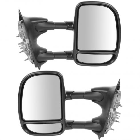 Ford F350 Super Duty Truck Tow Mirrors Amp Side View Mirror