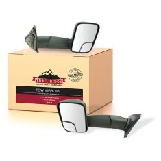 02-10 Dodge Pickup Manual Tow Mirror PAIR (Trail Ridge)