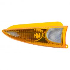 03-06 Expedition, Navigator Mirror Mtd Turn Signl/Puddle Light Amber Lens w/Hsg (w/o Bulb) LH (Ford)