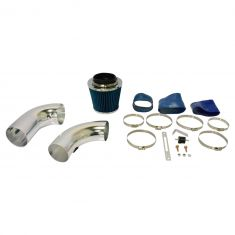 96-01 Jimmy; 96-04 S10, S15; 96-05 Blazer 4.3L Cold Air Intake w/ Blue Filter