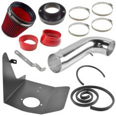 10-14 Chevy Camaro 6.2L Cold Air Intake w/ Red Filter