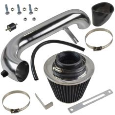 01-05 Honda Civic 1.7L Short Ram Cold Air Intake w/ Black Filter