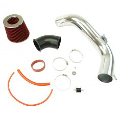 03-08 Mazda 6 3.0L Cold Air Intake w/ Red Filter