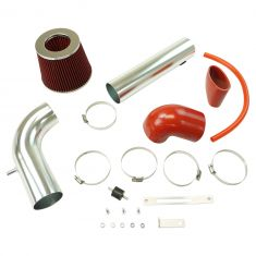 97-03 S10, S15 Sonoma; 97-00 Hombre 2.2L Cold Air Intake w/ Red Filter