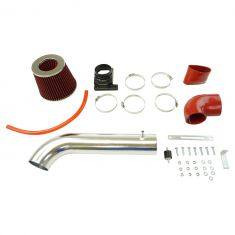 99-03 Mitsubishi Galant; 00-05 Eclipse 2.4L, 3.0L Short Ram Intake w/ Red Filter