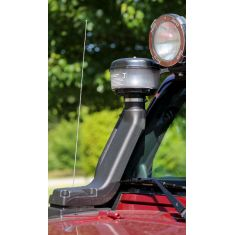 XHD Snorkel with Pre-Filter, 3.6L and 3.8L, 07-14 Jeep Wrangler (JK)