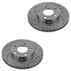 94-04 Ford Mustang Performance Disc Brake Rotor Front LF = RF