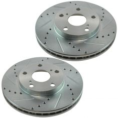 1992-04 Camry Avalon ES300 Performance Brake Rotor Front Pair