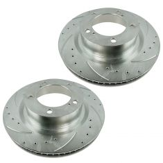 07-14 Tundra; 08-14 Sequoia Front Performance Brake Rotor Pair