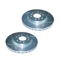 06-09 Montana, Uplander; 06-07 Relay, Terraza Front Performance Brake Rotor Pair