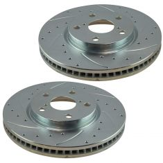 06 GS300; 09-15 IS250 Front Performance Brake Rotor Pair