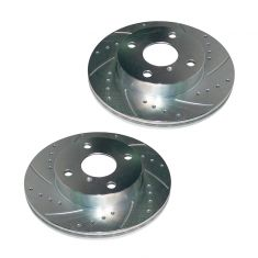 90-93 Mazda Miata Front Performance Brake Rotor Pair