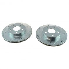 93-97 Camaro, Firebird Rear Performance Brake Rotor Pair
