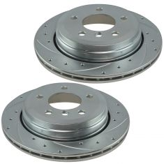 01-05 BMW 325XI Rear Performance Brake Rotor Pair