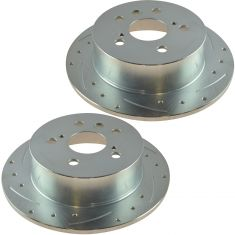 12-15 Camry, ES350, Avalon Rear Performance Brake Rotor Pair