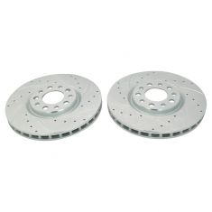 15-16 200, Renegade; 13-16 Dart Front Performance Brake Rotor Pair