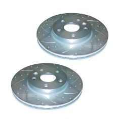 11-14 Cruze; 12-15 Sonic Front Performance Brake Rotor Pair