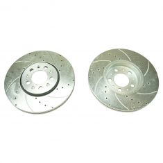 99-10 VW Beetle; 99-11 Golf; 99-05 Jetta (288x25mm) Front Performance Brake Roto