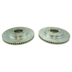 06-10 Explorer, Mountaineer; 07-10 Sport Trac Front Performance Brake Rotor Pair