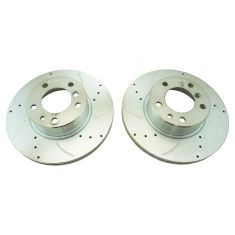 89-95 525I; 93 525IT; 94-95 530i; 89-93 535i Front Performance Disc Brake Rotor