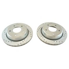 94-96 Impala SS Rear Perfromance Brake Rotor Pair
