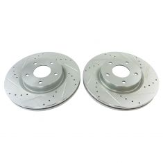 13-15 Nissan Altima Front Performance Brake Rotor Pair
