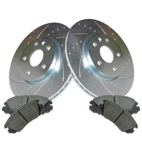 [How To Replace 2006 Buick Lacrosse Rear Rotor] - 2005 ...