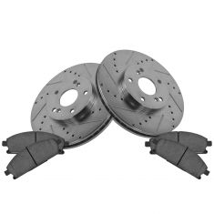 03-06 Acura MDX Front Performance Brake Rotor & Ceramic Pad Kit