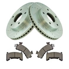 Buick Cadillc GMC Olds Front Ceramic Brake Pad