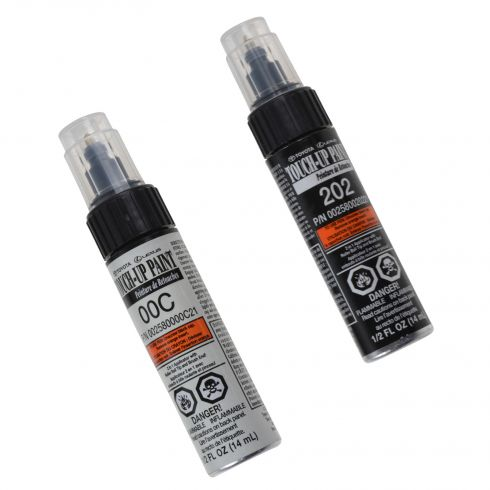 Touch up paint toyota 00258 00202 21 00258 0000c 21 for Toyota paint touch up pen