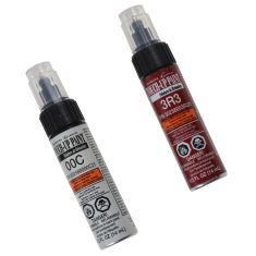 Lexus, Toyota, Scion Multifit Touch-Up Paint Pen BARCELONA RED METALLIC Color Code 3R3 W/ Clear