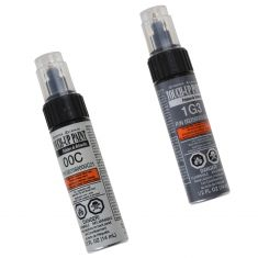 Lexus, Toyota, Scion Multifit Touch-Up Paint Pen MAGNETIC GRAY METALLIC Color Code 1G3 W/ Clear