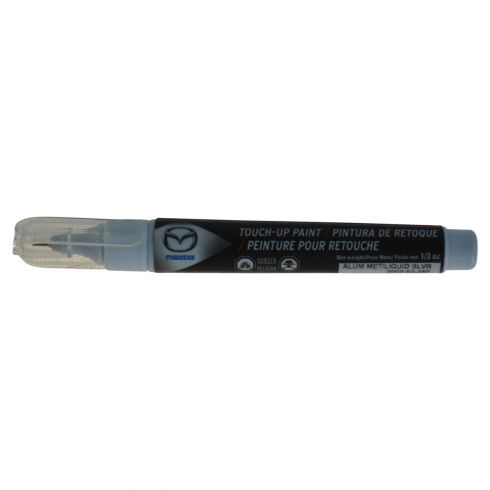 2009 2015 Mazda 3 38p Liquid Silver Touch Up Paint Pen